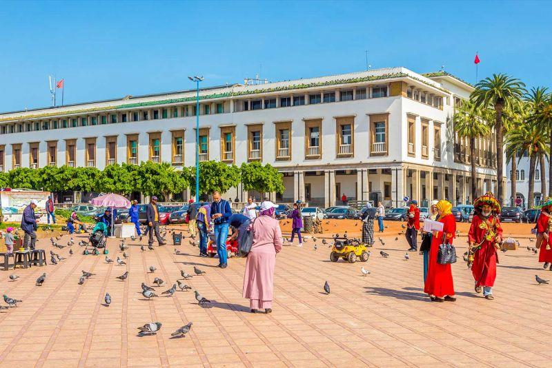 Mohammed V Square