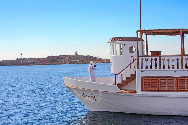 SAI Nassersee Segelschiff