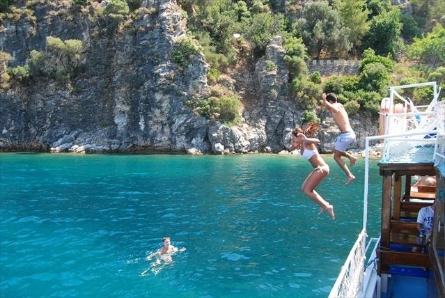 Gulet Cruise from Marmaris to Fethiye