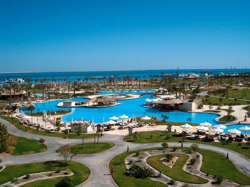 Steigenberger Al Dau Beach Hotel at Hurghada