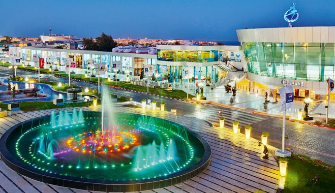 The  Soho Square in Sharm