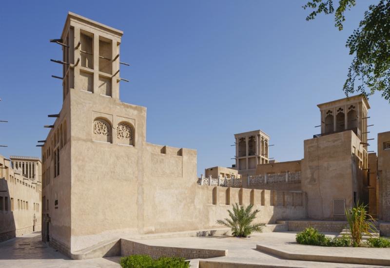 Quartier ancien de Bastakiya, Dubaï