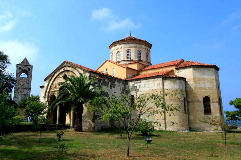Trabzon Ayasofya Museum  Ayasofya Museum Trabzon  Hagia ...