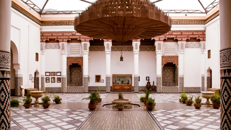 Museo Dar Si Said, Marrakech