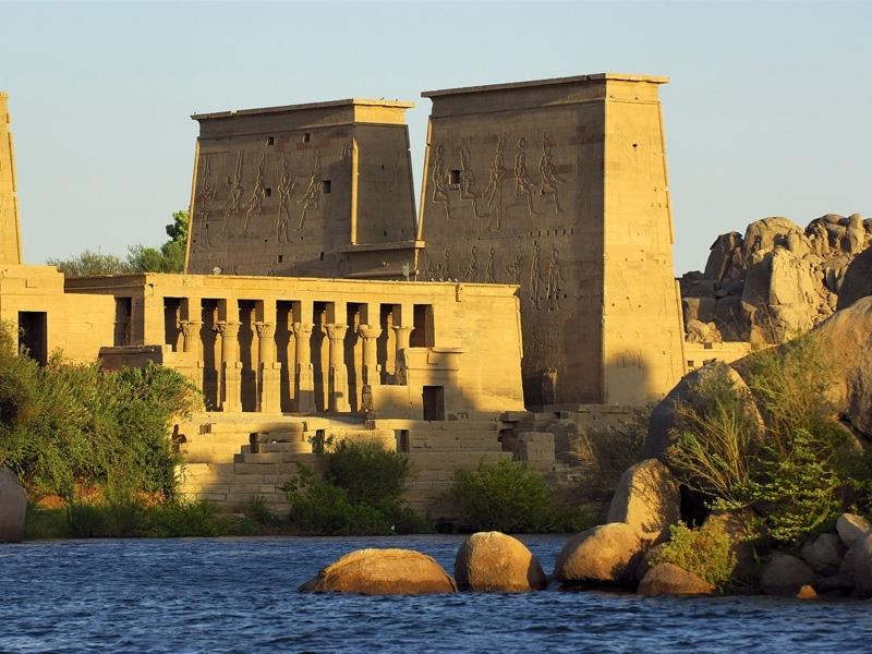 El templo de philae