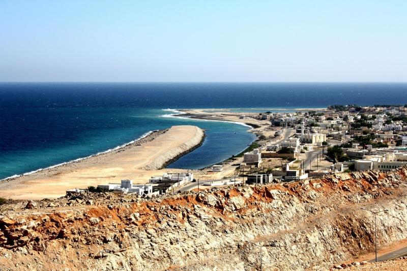 View of Wadi Shap