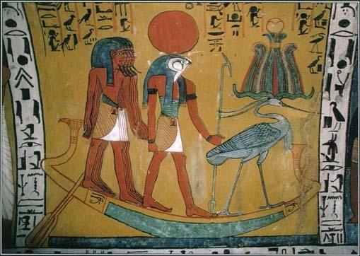 Il Dio Amon-Ra
