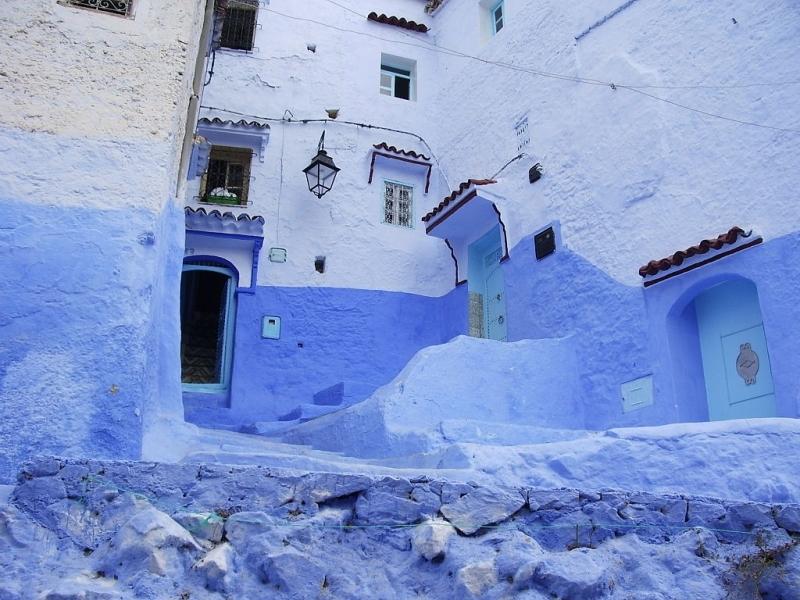 Landausflug ab Tanger Hafen nach Chefchaouen