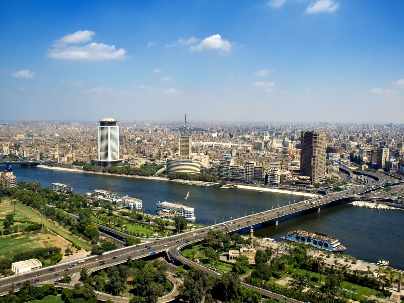 The View of Cairo