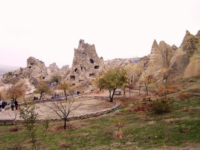 Museo al aire libre de Göreme, Capadocia