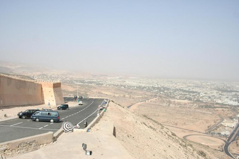 The View of Agadir