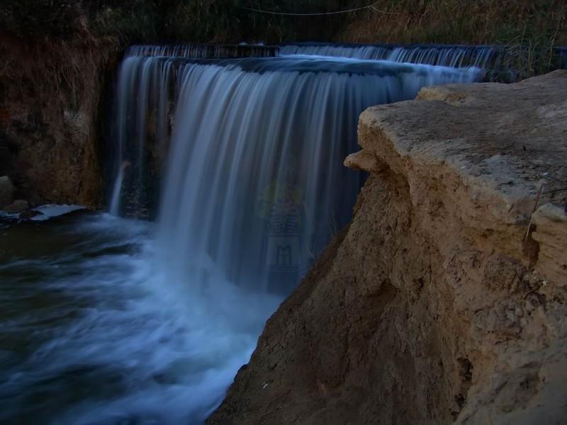 Fayoum Waterfalls