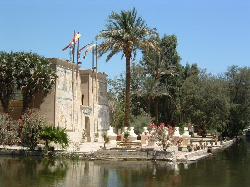 The Pharaonic Village in Giza