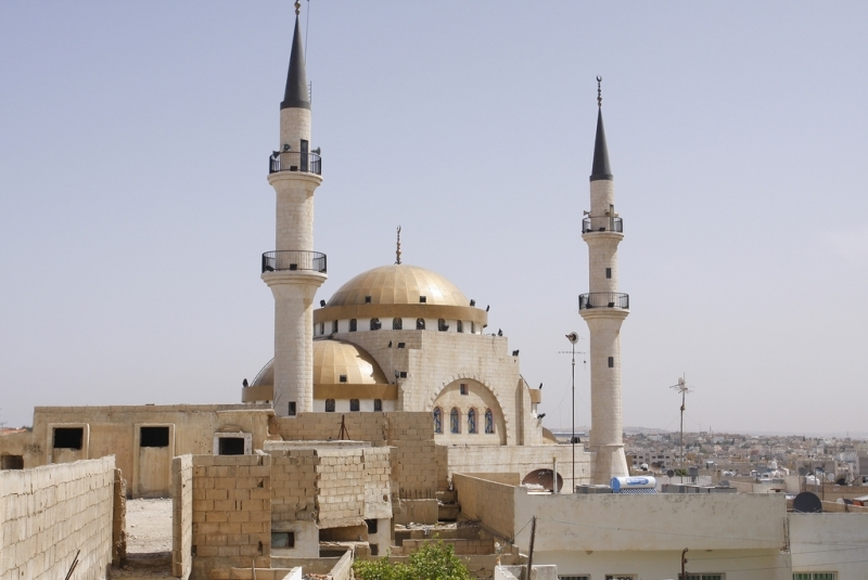 Day Tour to Madaba, Mt. Nebo, Hammamat Ma'in from Amman
