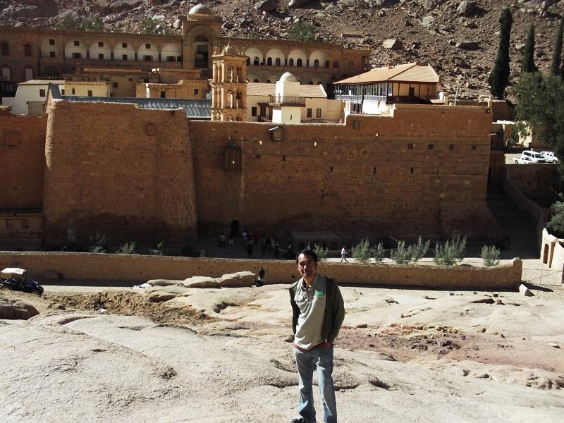 St. Katharinenkloster Ausflug ab Sharm Hafen