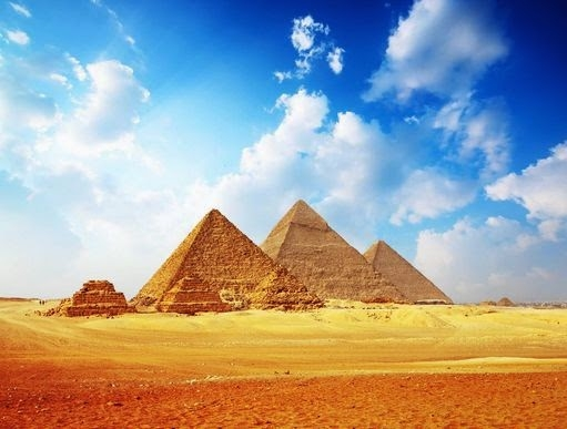 an overview of the history of the great pyramids in giza egypt The final stop of our busy morning at the giza pyramids was the great  tips for visiting the pyramids of egypt giza is very close to cairo  amazing history and.
