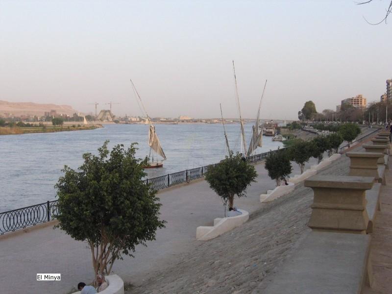 2 jours à El Minya depuis Louxor