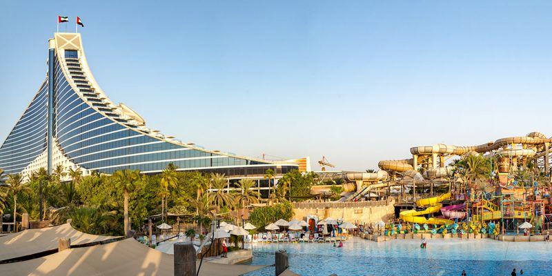 O melhor Parque Aquático de Dubai