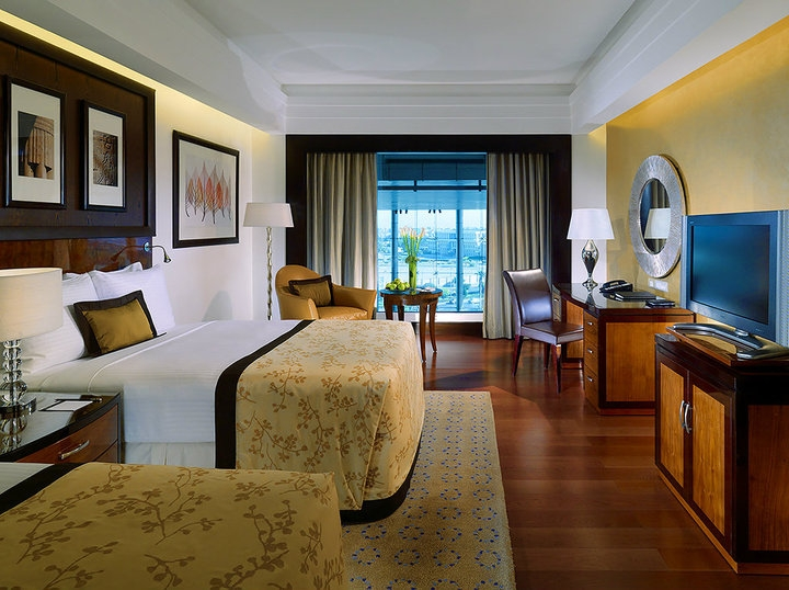 Signature Room - Twin bed - Fairmont Heliopolis Hotel