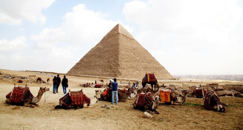 Khafre Pyramid
