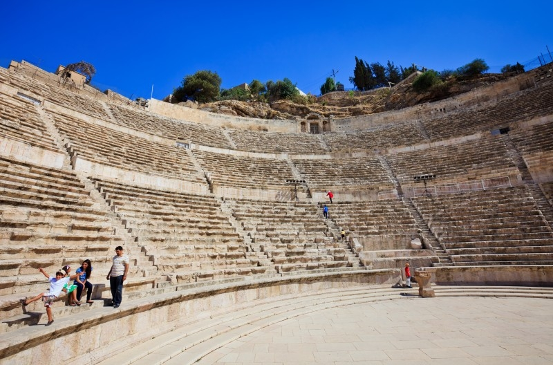 Aman Roman Theater