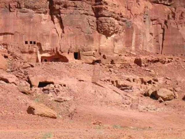 Abu Habban Cave Oman
