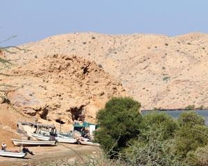 Al Khayran in OMAN