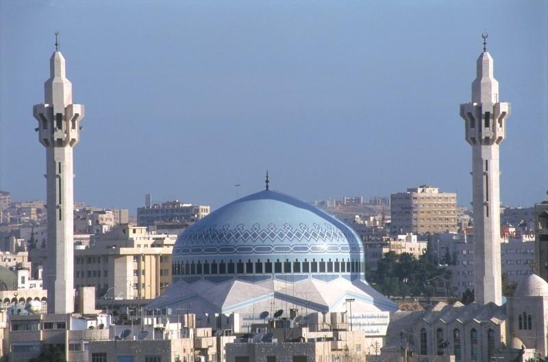Mosquée du roi Abdallah
