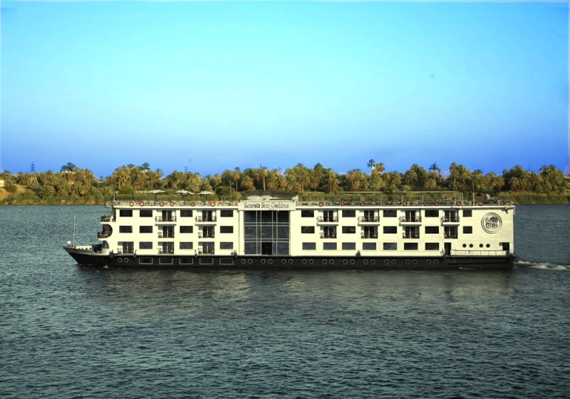 Sonesta Star Goddess Nile Cruise Egypt
