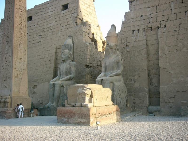 卢克索神庙,埃及