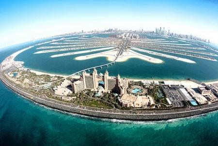 Palm Jumeirah, Dubaï