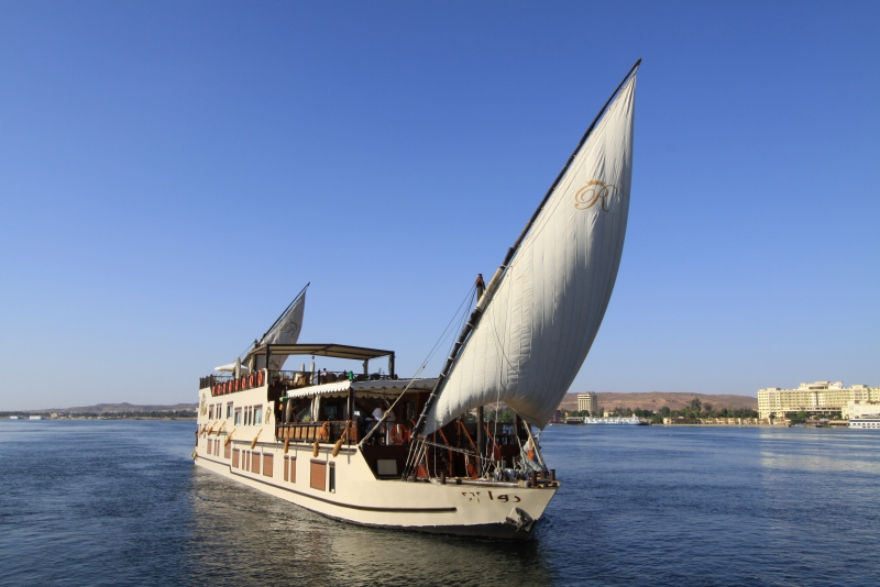 Rois Dahabiya Nile Cruise