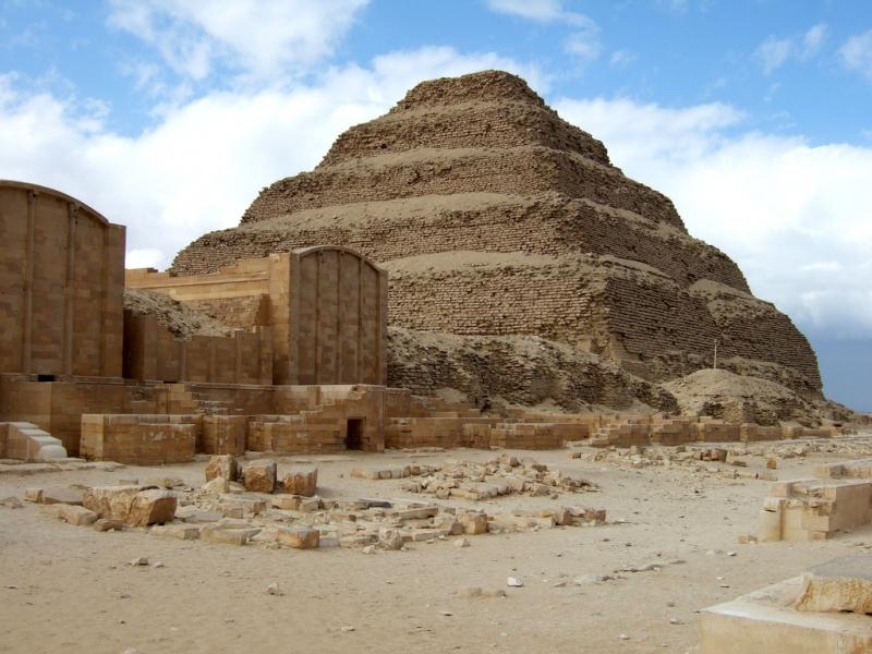Necropoli di Saqqara Informazioni