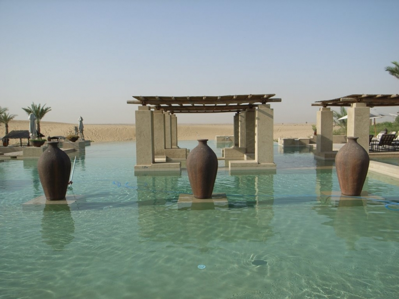 Bab Al Shams's Pool