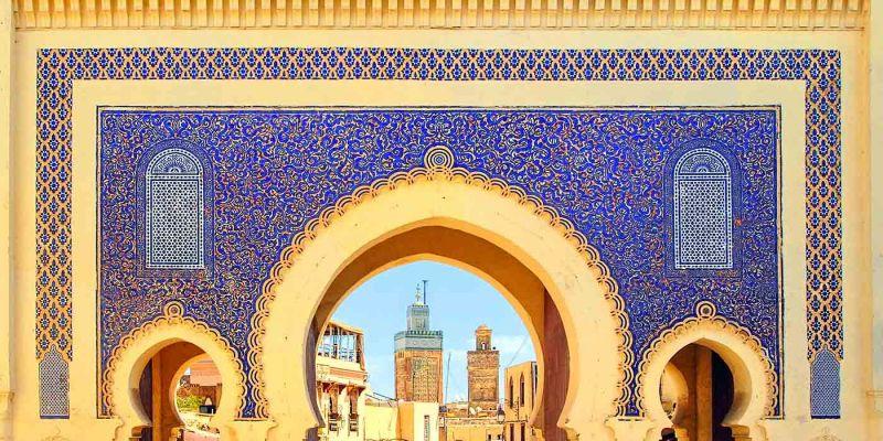 Fez - A cidade da Porta Azul
