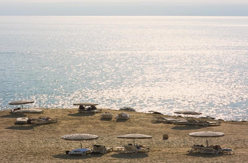 Tour ao Mar Morto a partir do porto de Aqaba