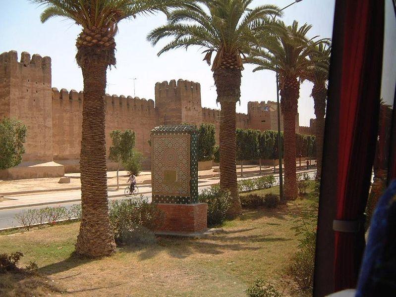 Remparts de Taroudant