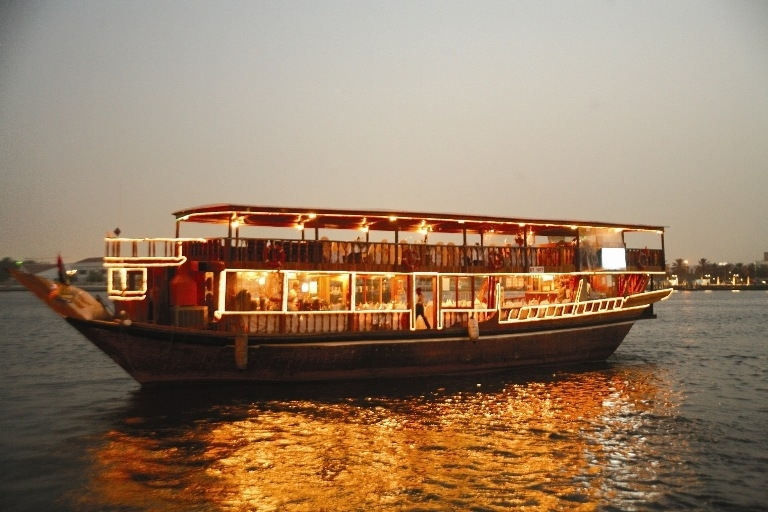 Dhow Cruise, Dubai Creek