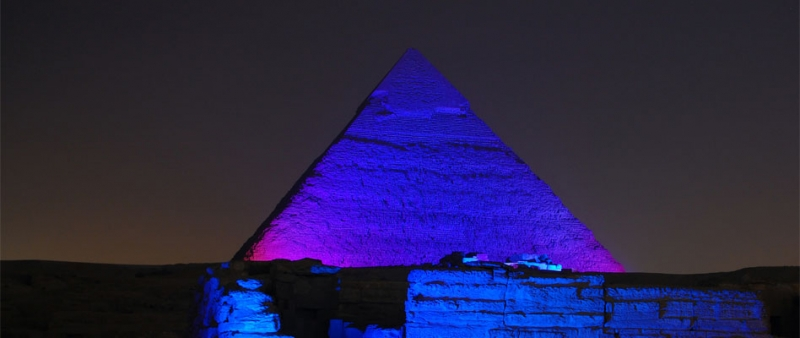 Old Kingdom Pyramids