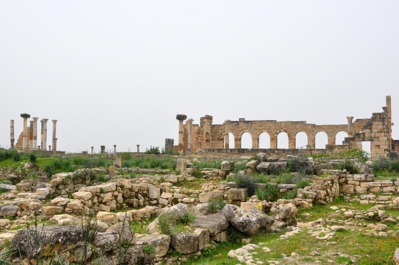Volubilis, La Città Romana