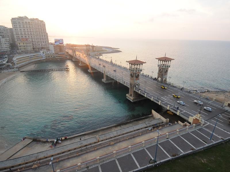 View of Alexandria City