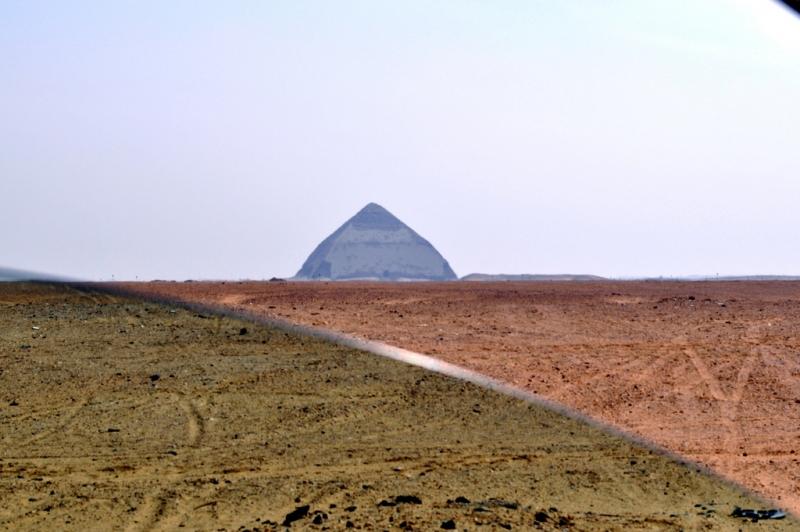 The Bent Pyramid at Dahshure