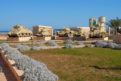 Al Alamein World War II Open Air Museum