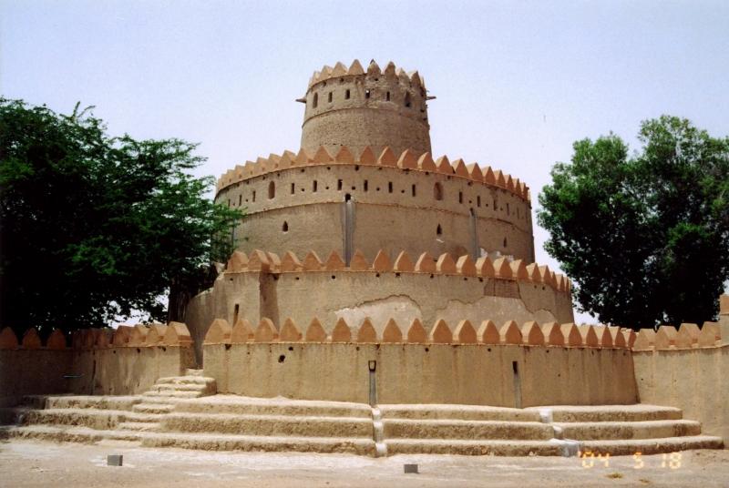 Forte di Al Jahili, Oasi di Al Ain