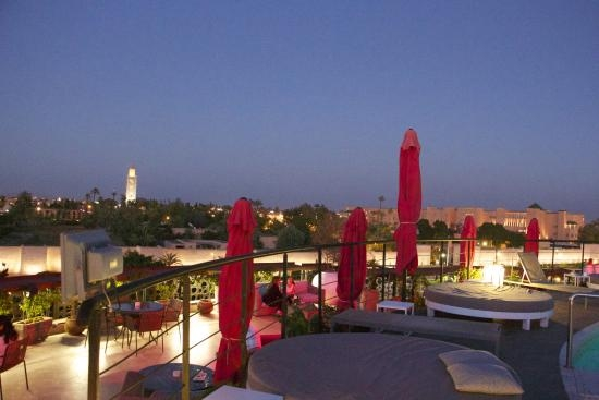 The Pearl Marrakech Hotel