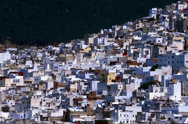 The Houses of Tetouan
