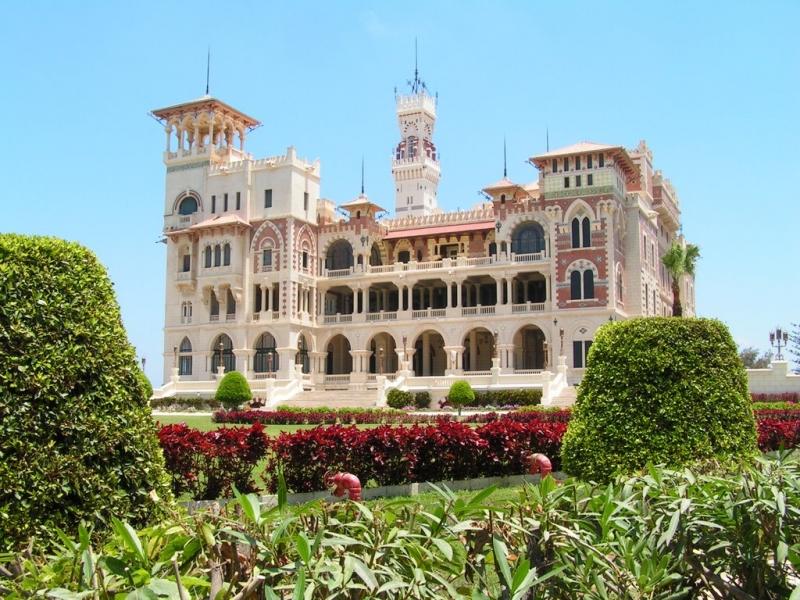 Montazah Park - Palácio Montazah