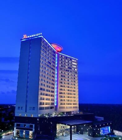 Marriot Kochi Hotel