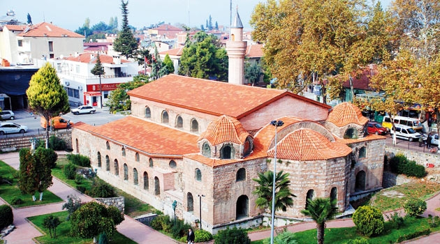 Iznik Ayasofya Museum (Hagia Sophia Museum in Nicaea)