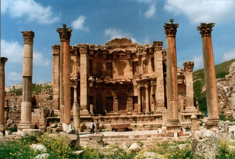 Circuito Jordania : Circuito por jordania